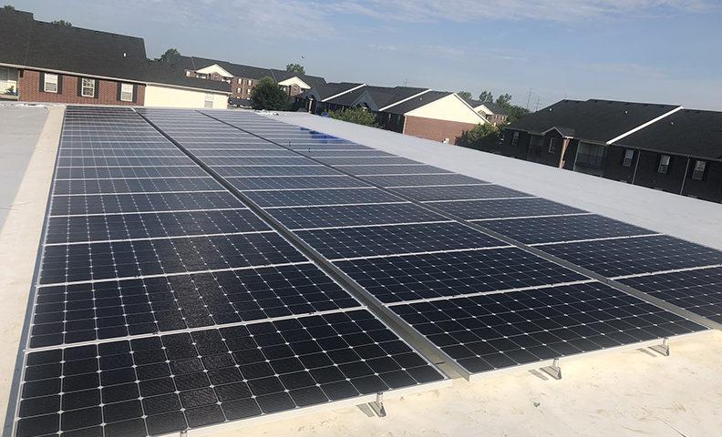 James Babcock Indianapolis-Solar-Design Build